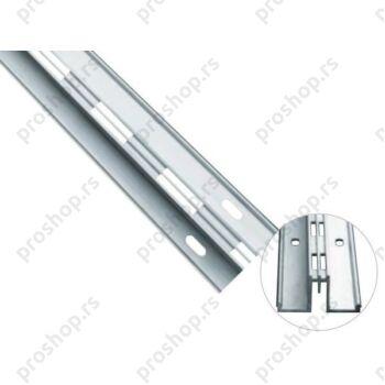 Dvoredna aluminijumska šina, OMEGA oblik
