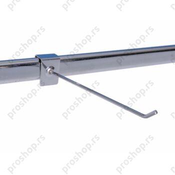 Jednostruka kuka za ovalnu cev,200mm