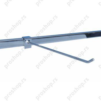 Jednostruka kuka za ovalnu cev,300mm