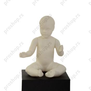 BILLO lutka sedeća, 1-godišnja beba