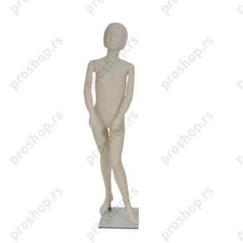 HANNA kompletna lutka, vajana kosa, DEVOJČICA, 10 godina