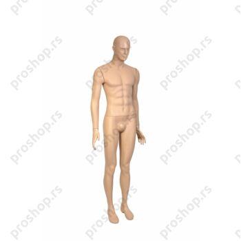 Kompletna plastična lutka, MUŠKA, PVC stopa poklon