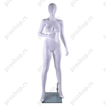 GLW-1 kompletna ženska izložbena lutka sa apstraktnom glavom