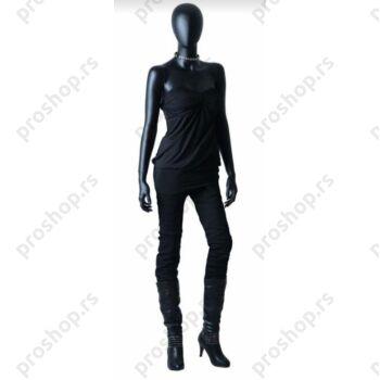 AMY-02 ženska izložbena lutka-VISOKI SJAJ sa apstraktnom glavom