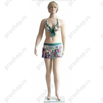 ARIANNA PLUS kompletna, našminkana izložbena lutka