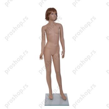 Kompletna dečija izložbena lutka, 10-11 god