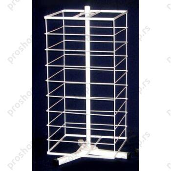Okretni stalak za bižuteriju, stoni, 250x250 mm