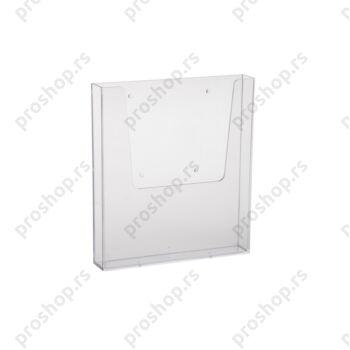 Držač A4 flajera-zidni, 216 x 245 x 33 mm