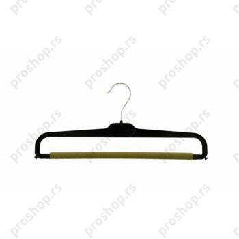 Vešalica za pantalone, sa sunđerom (36 cm)